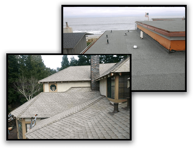 Northbay Roofing & Gutter Co. Images