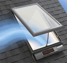 The No Leak Skylight